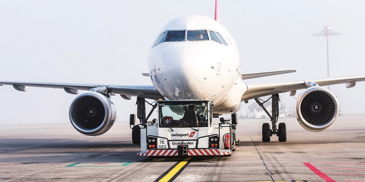 Swissport-Ground-Handling